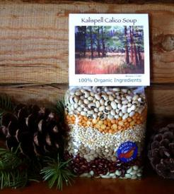 Kalispell Calico Soup - Product Shot