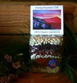 Snowy Mountain Chili - Product Shot